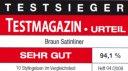 Braun Satin Hair 7 ST 710 Testsieger ETM Testmagazin
